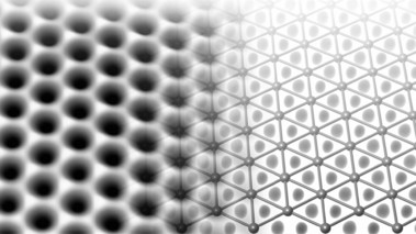 Dreieckigehonigwaben-Abbildungctqmat